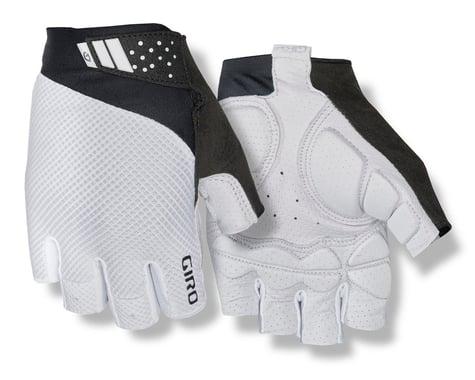 Giro Monaco II Gel Bike Gloves (White) (XL)