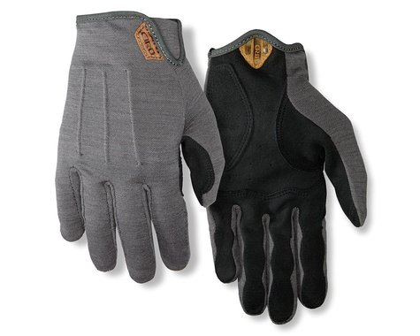 Giro D'Wool Gloves (Titanium Grey) (2XL)