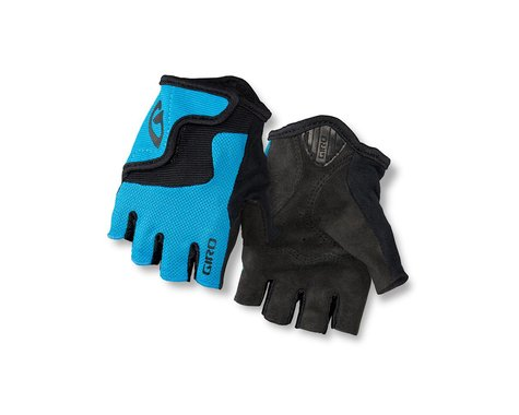 Giro Bravo Jr Gloves (Blue/Black) (XS)
