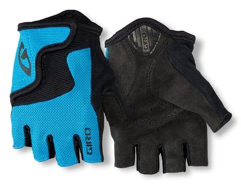 Giro Bravo Jr Gloves (Blue/Black) (M)