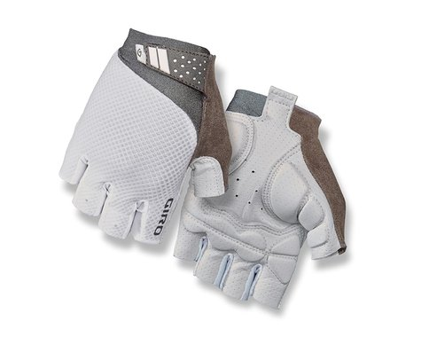 Giro Women's Monica II Gel Gloves (White) (L)