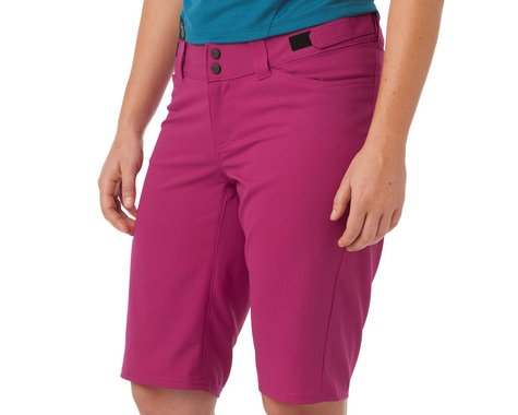 Giro Women's Arc Cycling Short (Berry) (10)