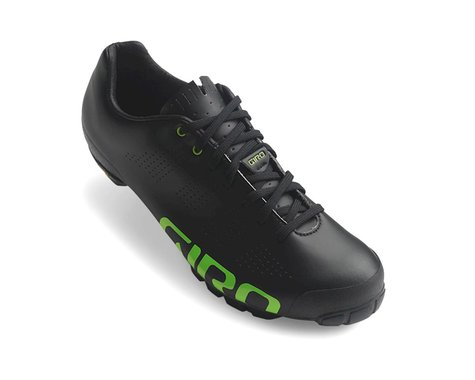 Giro Empire VR90 Lace Up MTB/CX Shoes (Black/Lime)