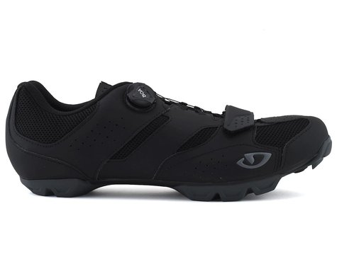 Giro Cylinder Mountain Bike Shoe (Black) (43)