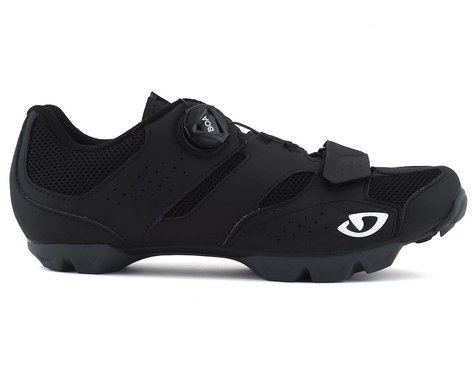 Giro Cylinder Women's Mountain Bike Shoe (Black) (37)