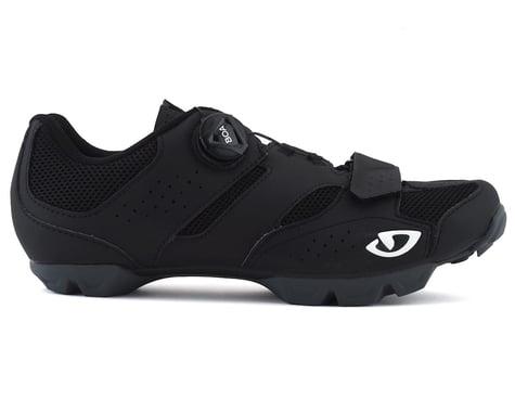 Giro Cylinder Women's Mountain Bike Shoe (Black) (40)