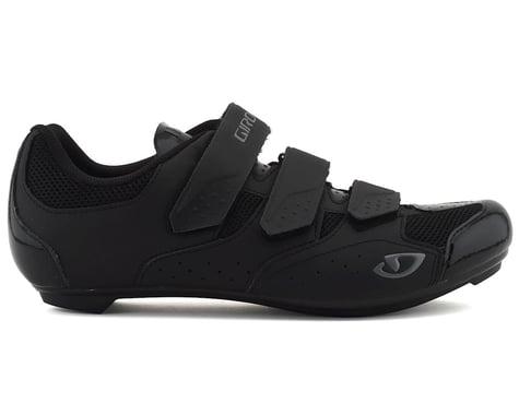 Giro Techne Road Shoes (Black) (42)