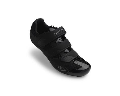 Giro Techne Road Shoes (Black) (43)
