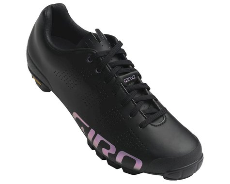 Giro Empire VR90 Women's Lace Up MTB/CX Shoe (Black/Marble Galaxy) (42)