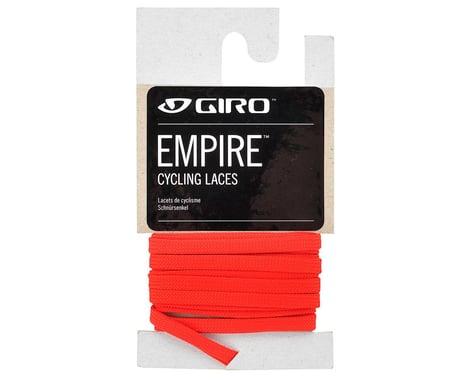 """Giro Empire Laces (Bright Red) (52""""/132cm)"""