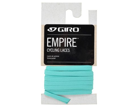 "Giro Empire Laces (Turquoise) (54""/137cm)"