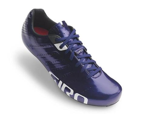 Giro Empire SLX Lace-Up Bike Shoes (Ultraviolet/White)