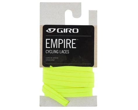 "Giro Empire Laces (Highlight Yellow) (48""/122cm)"