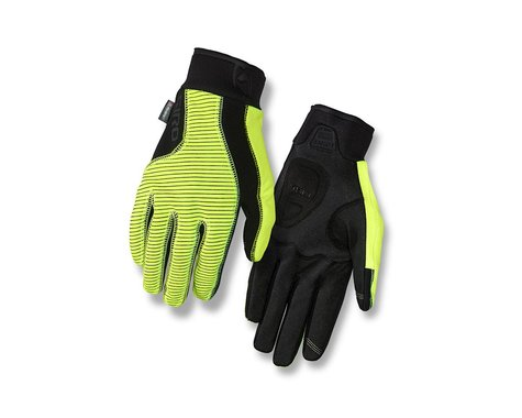 Giro Blaze 2.0 Gloves (Yellow/Black) (M)