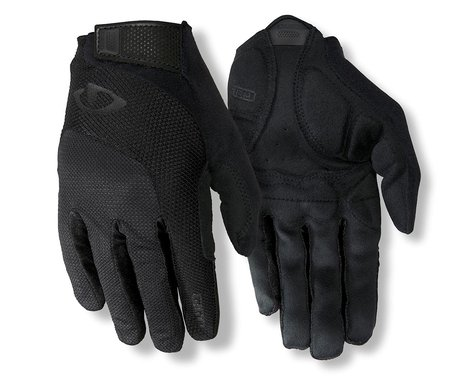 Giro Bravo Gel Long Finger Gloves (Black) (M)