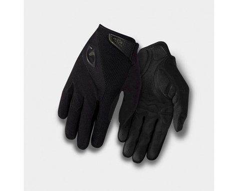 Giro Bravo Gel Long Finger Gloves (Black) (2XL)