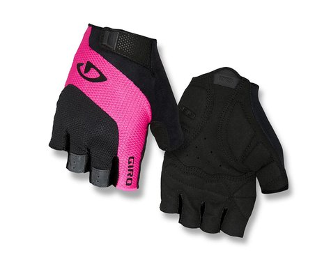 Giro Women's Tessa Gel Gloves (Black/Pink) (S)