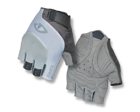 Giro Women's Tessa Gel Gloves (Grey/White) (L)