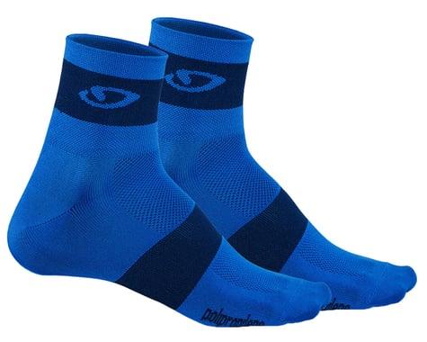 Giro Comp Racer Socks (Blue/Midnight) (XL)