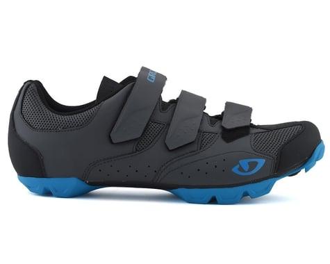 Giro Carbide RII Cycling Shoe (Dark Shadow/Blue) (44)