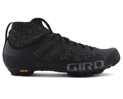 Giro Empire VR70 Knit Mountain Bike Shoe (Black/Charcoal) (43)