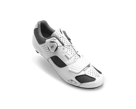 Giro Women's Espada Boa Road Shoes (White/Silver) (37)