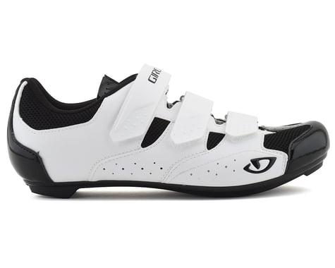 Giro Techne Road Shoes (White/Black) (48)