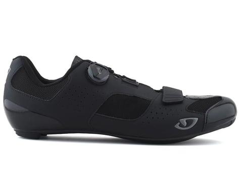 Giro Trans Boa Road Shoes (Black) (47)