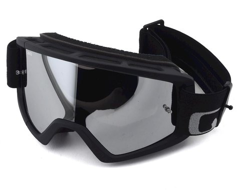 Giro Tazz Mountain Goggles (Black/Grey) (Smoke Lens)