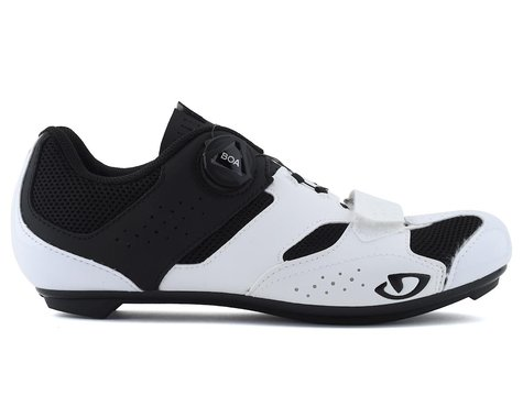 Giro Savix Road Shoes (White/Black) (41)