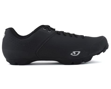 Giro Privateer Lace Road Shoe (Black) (45)