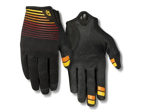 Giro DND Gloves (Black/Heatwave) (XL)
