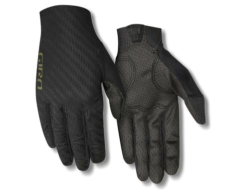 Giro Rivet CS Gloves (Black/Olive) (2XL)