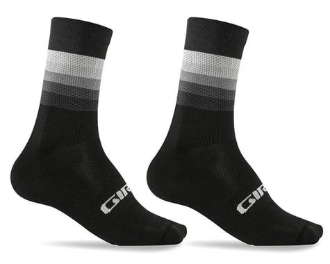 Giro Comp Racer High Rise Socks (Black Heatwave) (XL)