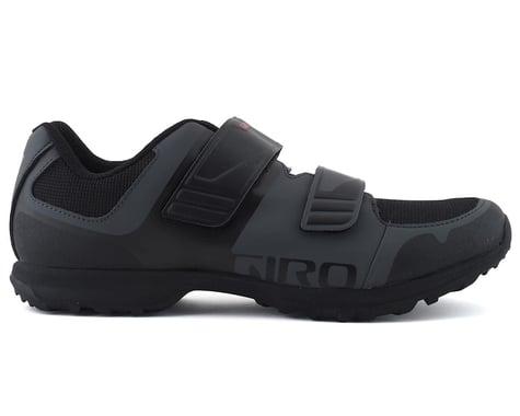Giro Berm Mountain Bike Shoe (Dark Shadow/Black) (50)