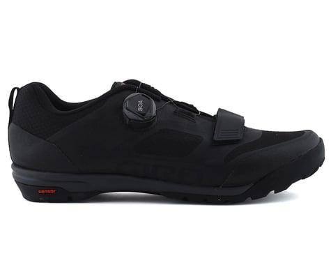 Giro Ventana Mountain Bike Shoe (Black/Dark Shadow) (41)
