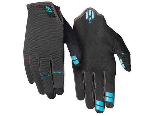 Giro DND Gloves (Charcoal/Iceberg) (2XL)