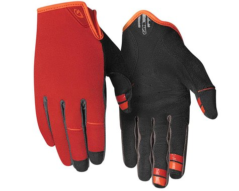 Giro DND Gloves (Red) (L)
