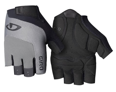 Giro Bravo Gel Gloves (Charcoal) (2XL)