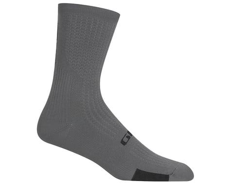 Giro HRc Team Socks (Charcoal) (S)