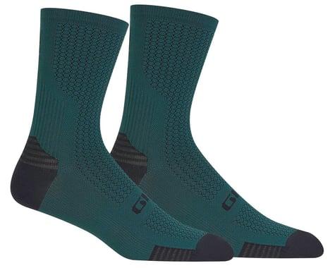 Giro HRc+ Grip Socks (Turquoise) (S)