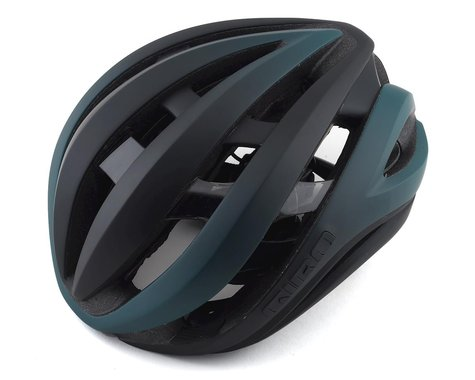 Giro Aether Spherical Road Helmet (Matte True Spruce/Black)