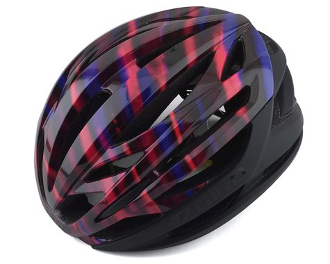 Giro Women's Seyen MIPS Helmet (Matte Black/Electric Purple) (S)