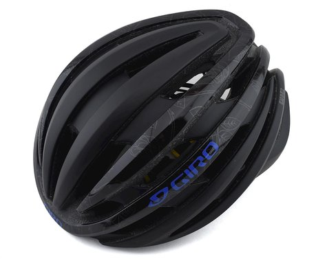Giro Ember Women's MIPS Helmet (Matte Black Floral) (M)
