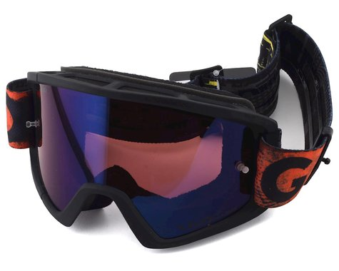 Giro Tazz Mountain Goggles (Vivid Red Hyper) (Vivid Trail)