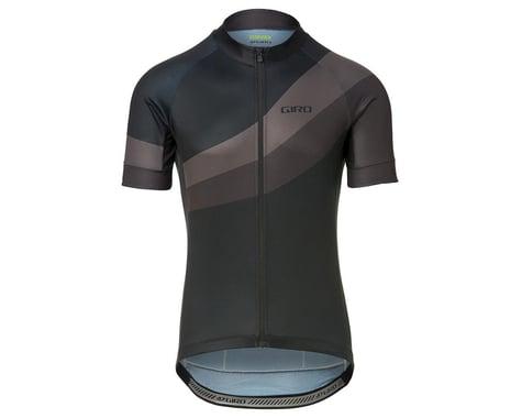 Giro Men's Chrono Sport Short Sleeve Jersey (Black Render) (S)