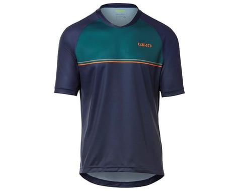 Giro Men's Roust Short Sleeve Jersey (Midnight Pablo) (M)