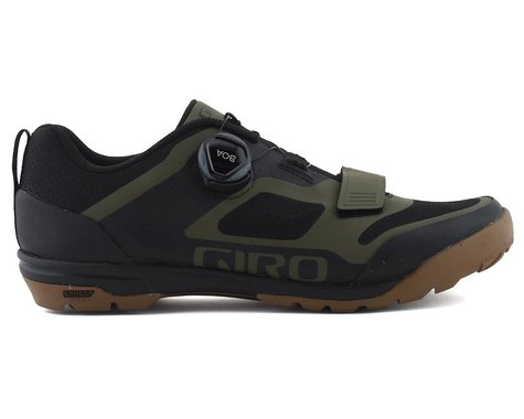 Giro Ventana Mountain Bike Shoe (Black/Olive) (40)