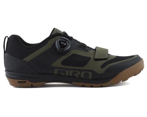 Giro Ventana Mountain Bike Shoe (Black/Olive) (48)