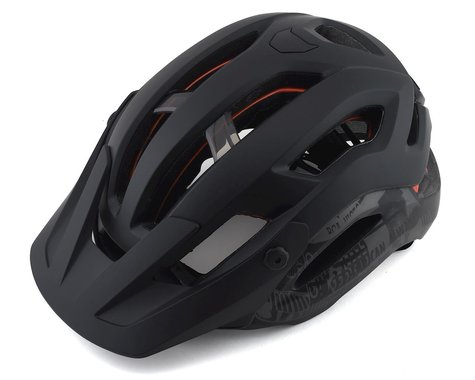 Giro Manifest Spherical MIPS Helmet (Matte Black/Hypnotic) (S)